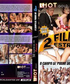 50 Sombras de Rocco + O Campo de Porno do Rocco