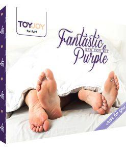 ToyJoy - Fantastic Purple Sextoy Kit