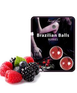Brazilian Balls Frutas Vermelhas