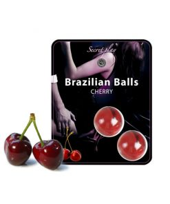 Brazilin Balls Cereja