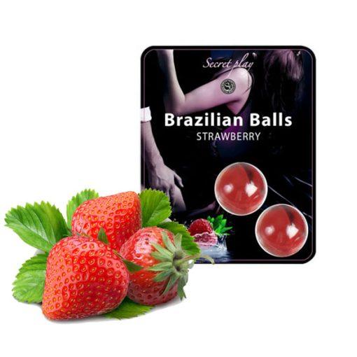 Brazilian Balls Morango