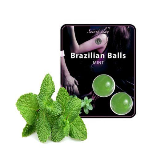 Brazilian Balls Menta