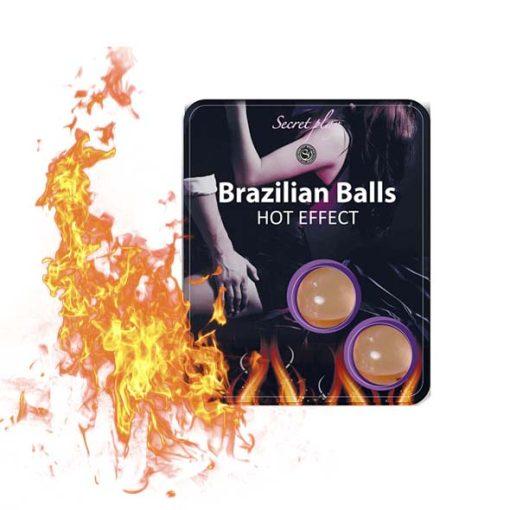Brazilian Balls Efeito Calor
