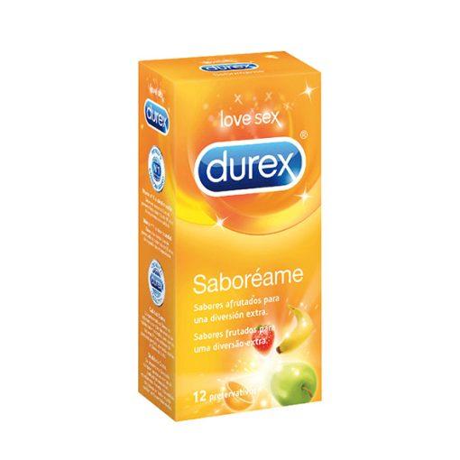 Preservativos Durex Saboréame Aroma