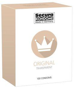 Preservativos Secura Original