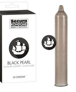 Preservativos Black Pearl