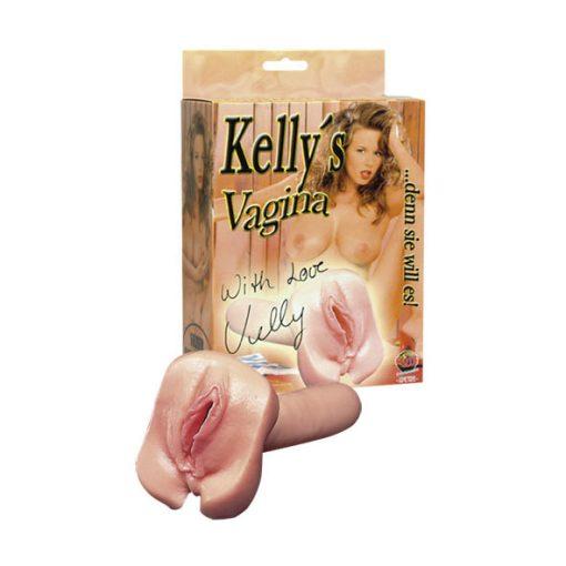 Masturbador Kelly's Vagina