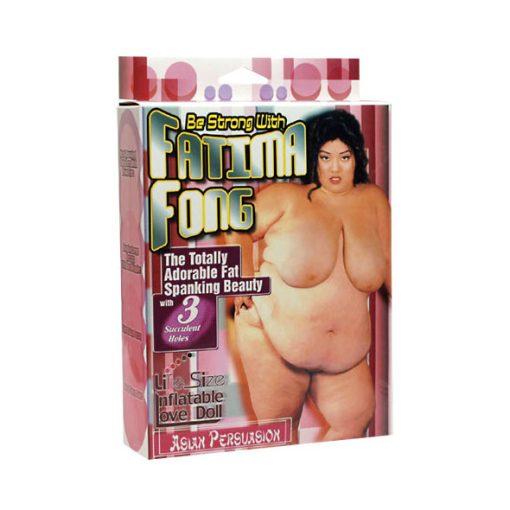 Boneca Fatima Fong