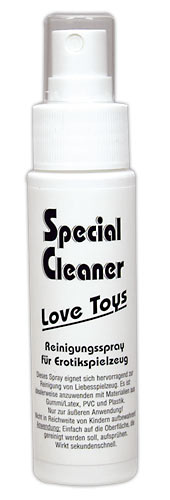 Spray limpeza Love toys (50ml) 5,95€