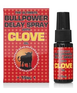 Bull Power Delay Spray - Vibrolandia