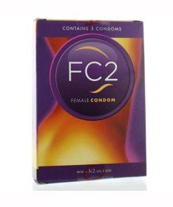 Preservativo Feminino Femidom (3uni)