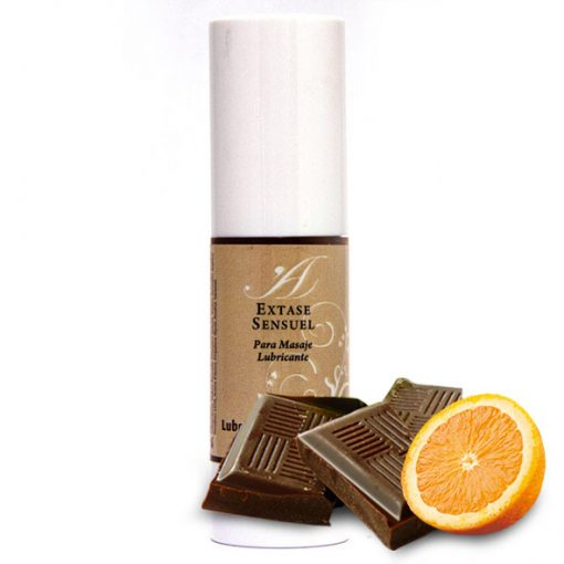 Lubrificante Chocolate-Laranja Extase Sensuel