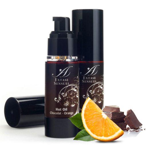 Óleo de Massagem Chocolate-Laranja Extase Sensuel (30ml)