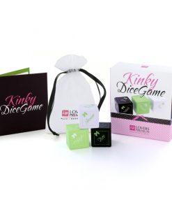 Dados Lovers Premium Kinky