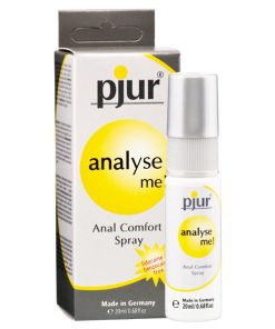 Spray Anal Pjur Analyse Me!
