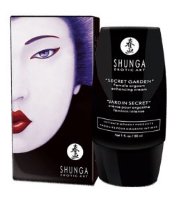 Shunga Secret Garden Gel (30ml)