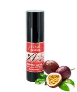 Extase Sensuel Feromon Hot Oil Passion Fruit (30ml)