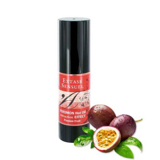 Extase Sensuel Feromon Hot Oil Passion Fruit (30ml)