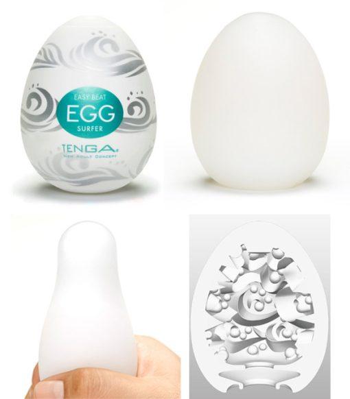 Masturbador Tenga - Egg Surfer