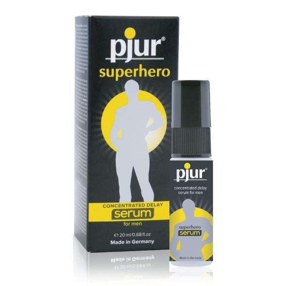 Pjur - Superhero Serum (20ml)
