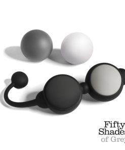 Beyound Aroused - Bolas Kegel - 50 Sombras de Grey