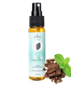 Spray Sexo Oral Chocolate Menta