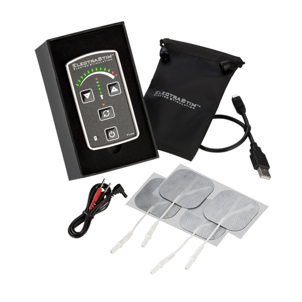 estimulador flick stimulator pack