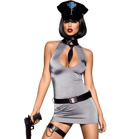fantasia policia
