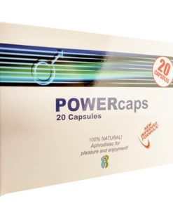 Power Caps (20uni)