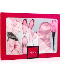 I Love Pink Caixa Casal