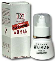 hot woman pheromone gel extra strong