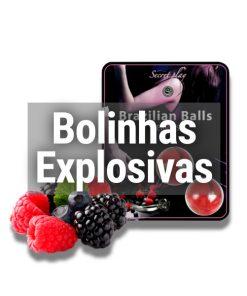BOLINHAS EXPLOSIVAS