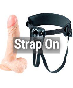 STRAP ON