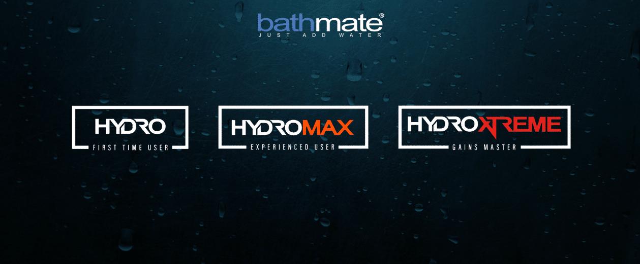 Bombas Aumento Peniano - Bathmate Hydro