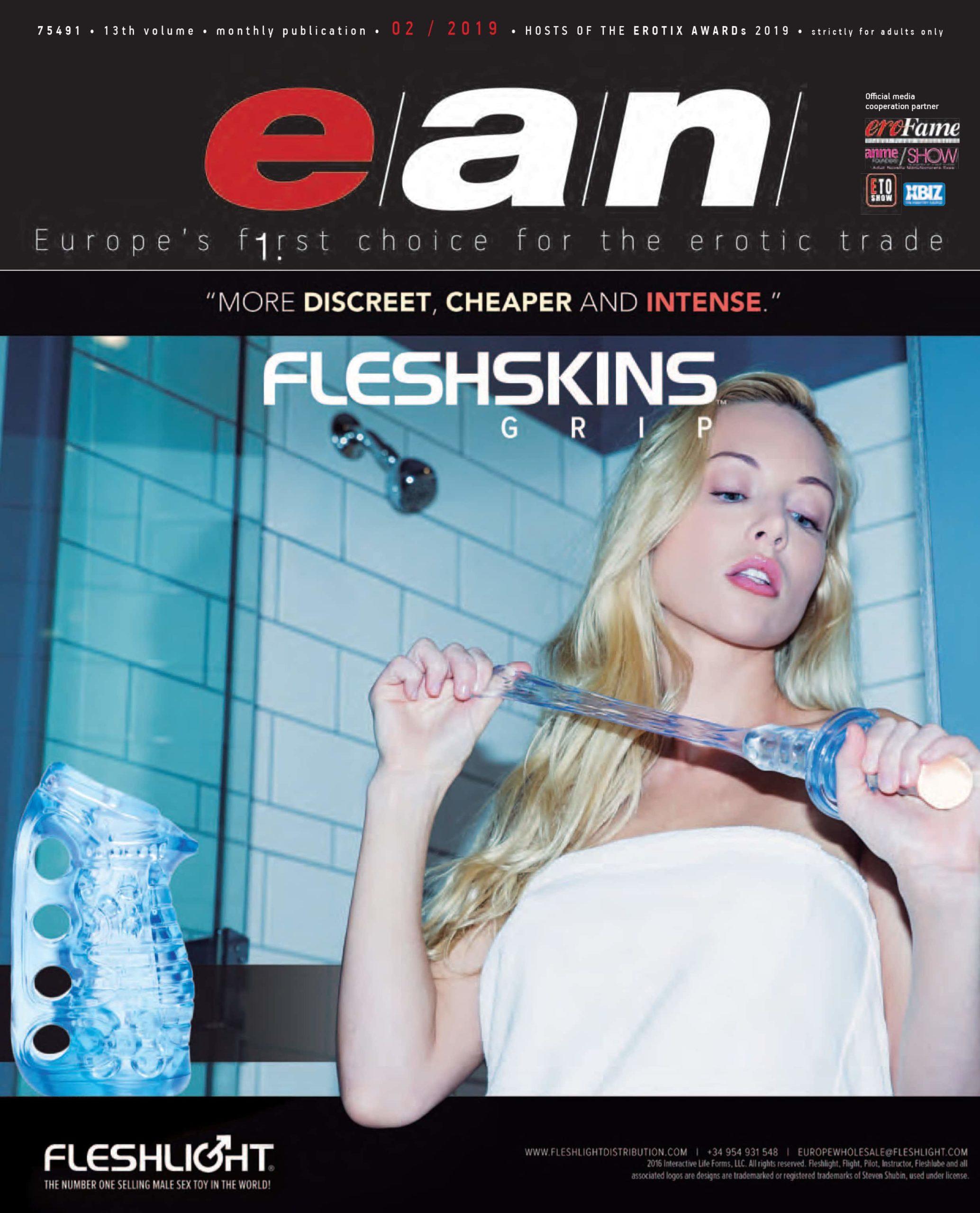 EAN Magazine Fev/2019 - Entrevista Vibrolandia