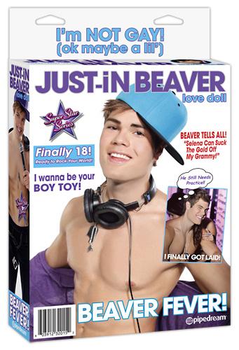 boneco just in beaver
