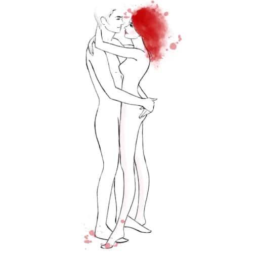 Posição Sexual Dança Lenta Vibrolandia