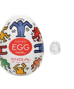 tenga egg dance keith harring