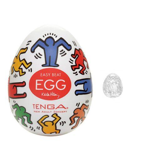 tenga egg dance keith harring
