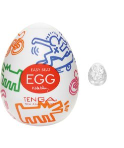 tenga egg stree keith haring