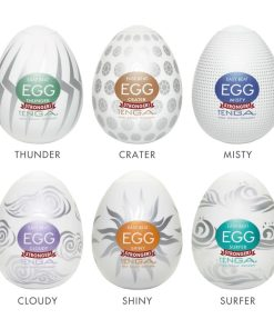 egg sortido tenga