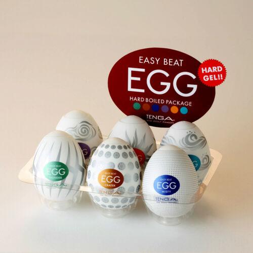 Masturbadores Tenga - Egg Sortido - Vibrolandia