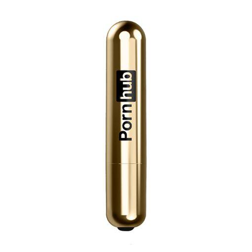 Bullet Recarregável PornHub - Vibrolandia