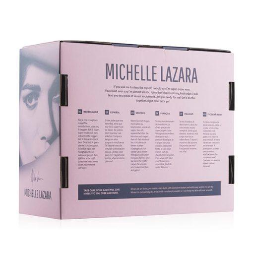 Michelle Lazara Mega Masturbador - Vibrolandia