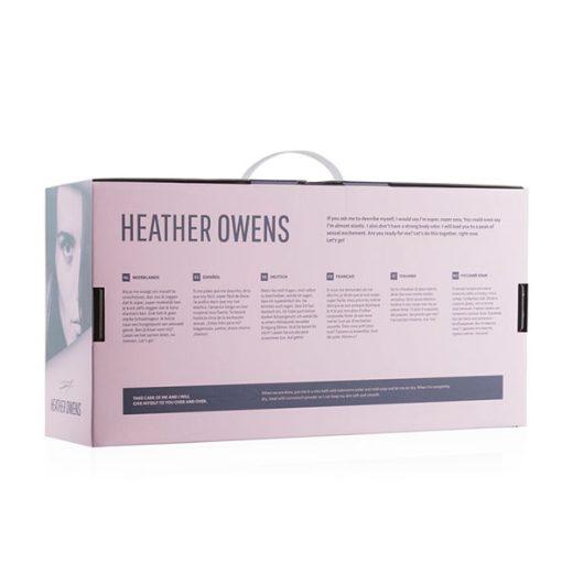 Heather Owens Mega Masturbador - Vibrolandia