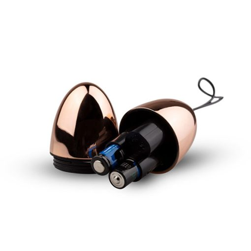 Óvulo Vibratório Rosy Gold - Vibrolandia