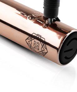 Vibrador Ponto G Rosy Gold - Vibrolandia