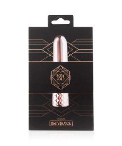 Bullet Noveau Rosy Gold - Vibrolandia
