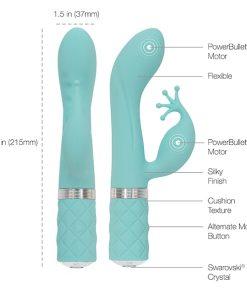 Rabbit G-Spot Kinky Pillow Talk - Vibrolandia