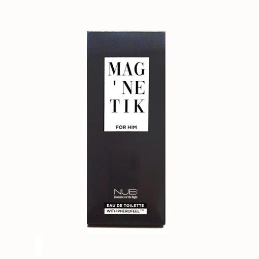 Perfume Feromonas Mag'Netik Para Ele (50 ML) - Vibrolandia